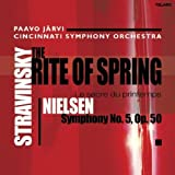 Nielsen - Symphony No 5; Stravinsky - The Rite of Spring