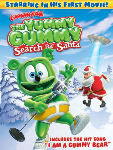 Yummy Gummy Search For Santa: The Movie