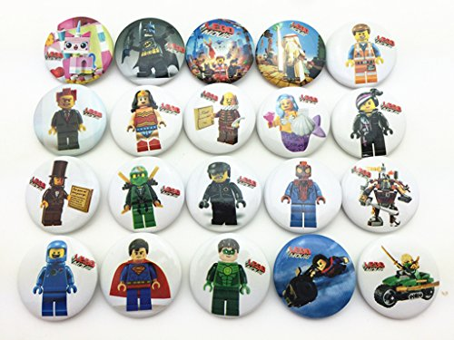 20pcs-Cute-Movie-Super-Hero-Badge-Button-Pin-Kid-Toyparty-Gifts