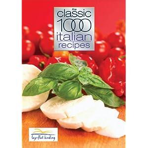 Classic 1000 Italian Reci Livre en Ligne - Telecharger Ebook