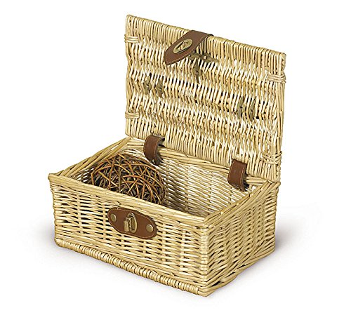 Small Willow Basket Case / Picnic Basket