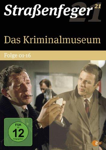 Straßenfeger 21 - Das Kriminalmuseum I [6 DVDs]