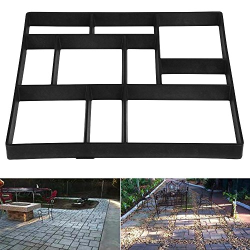 go2buy-garden-patio-black-pathmate-stone-mould-pavement-concrete-stepping-stone-paver-walk-way-size2