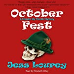 October Fest: Murder-By-Month Mysteries, Book 6 | Jess Lourey