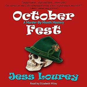 October Fest: Murder-By-Month Mysteries, Book 6 | [Jess Lourey]