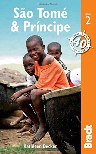 Bradt Travel Guide Sao Tome & Principe (Bradt Travel Guides)