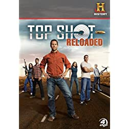 Top Shot: Reloaded, Season 2 DVD SET