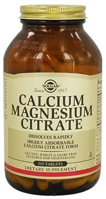 Solgar - Calcium Magnesium Citrate