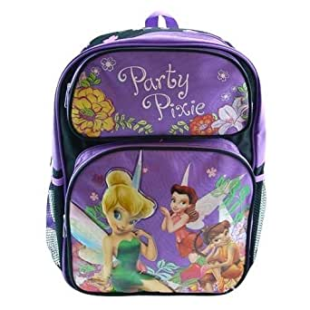 Backpack - Disney - Fairies Tinkerbell - Party Pixie