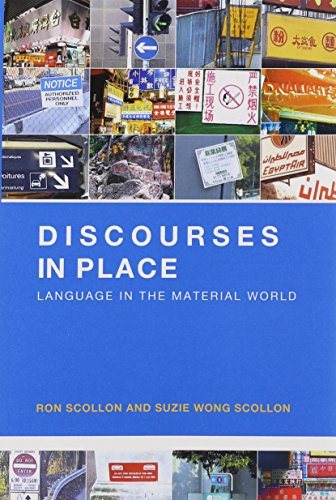 discourses in place language in the material world
