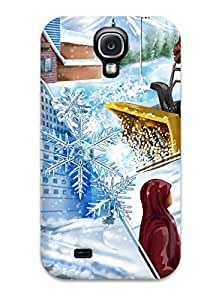 Amazon.com: Galaxy High Quality Tpu Case/ Winter Holliday