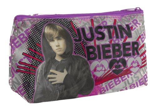 Justin Bieber Cosmetic Case - Pencil Case
