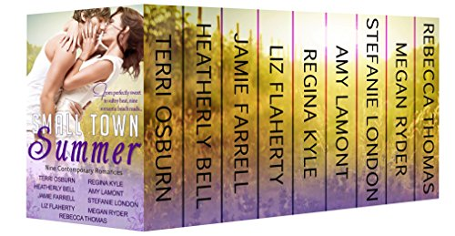 From warm sunny days to long sultry nights, spend your summer falling in love in a small town!  Small Town Summer: Nine Contemporary Romances by bestselling, award-winning authors