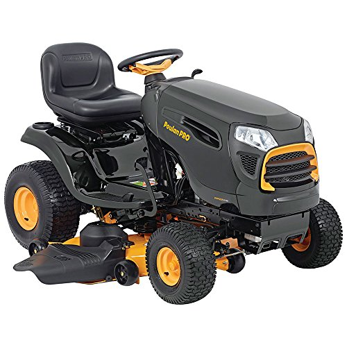 Poulan Pro 960420185 Briggs 22 hp Automatic Hydrostatic Transmission Drive Riding Mower, 48