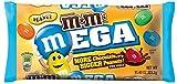 M&M's Brand MEGA Peanut Chocolate Candies 11.4 oz / 323g