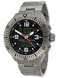 Momentum Men's 1M-SP24B0 Format 4 Analog and digital Watch