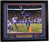Odell Beckham Jr. Signed Framed New York Giants The Catch 16x20 Photo JSA