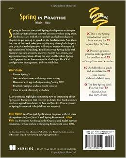 Spring in PracticePaperback– May 19, 2013