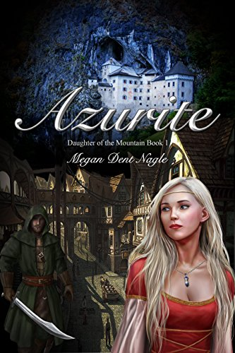 Azurite by Megan Dent Nagle ebook deal