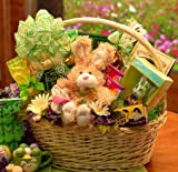 Easter Gift Basket Deluxe Easter Festivities Treat by GBA