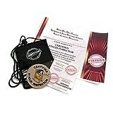 Certified Eyelid Inspector Award Bundle Certificate, Patch, Id Card, & Id Lanyard