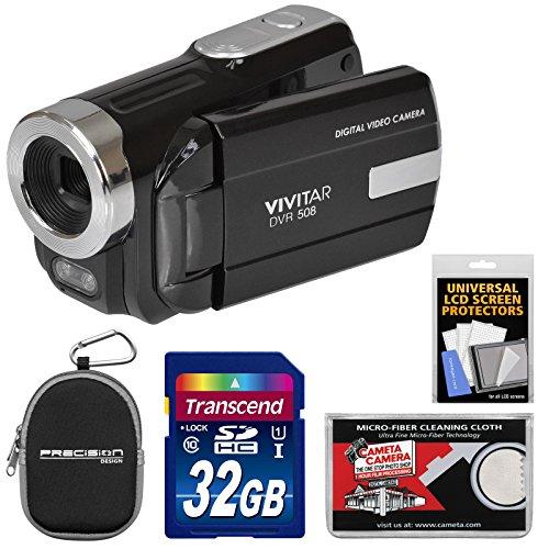 vivitar-dvr-508-hd-digital-video-camera-camcorder-black-with-32gb-card-case-kit