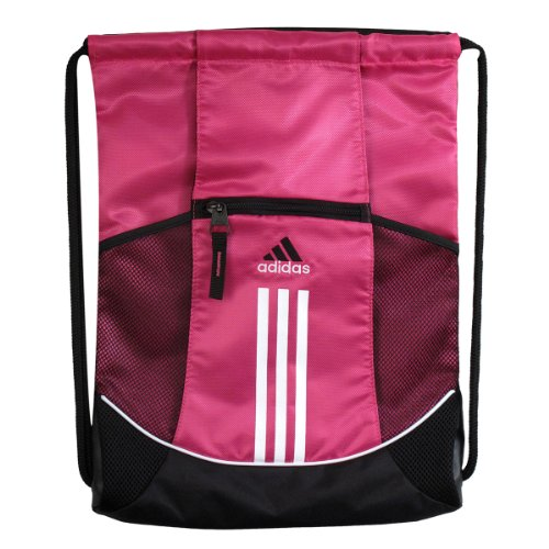 adidas Alliance Sport Sackpack 5131915, Intense Pink, One Size image