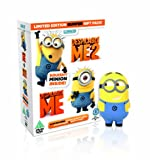 Despicable Me/Despicable Me 2 Limited Edition Gift Box [DVD] [2013]