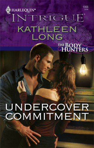 Undercover Commitment (Harlequin Intrigue Series), KATHLEEN LONG