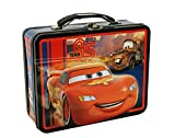 The Tin Box Company Disney Cars Large Tin Carry All