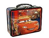 The Tin Box Company Disney Cars Large Tin Carry All - Colors may vary