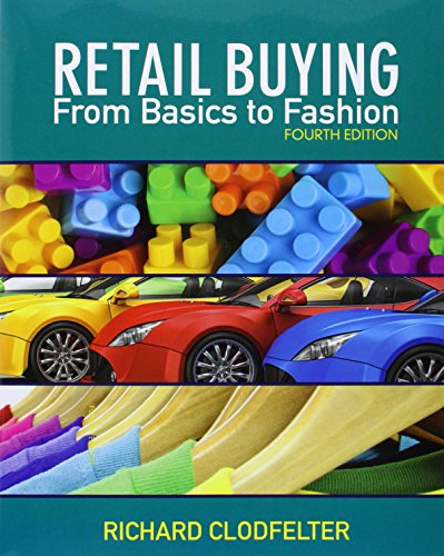 Retail Buying: From Basics to Fashion, 4th Edition (Retail Buying And Merchandising compare prices)