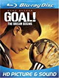 Goal! The Dream Begins [Blu-ray]