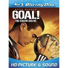 Goal! The Dream Begins [Blu-ray]: Kuno Becker, Alessandro Nivola, Anna Friel, Leonardo Guerra, Tony Plana, Miriam Colon, Jorge Cervera, Herman Chavas, Alfredo Rodríguez, Donald Li, Kate Tomlins
