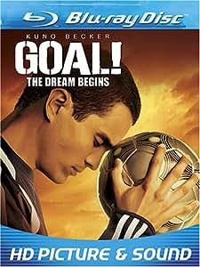 Goal! The Dream Begins [Blu-ray] (Bilingual)