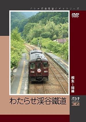【パシナコレクション】 わたらせ渓谷鐵道 [DVD]