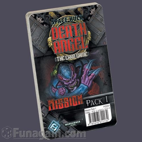 Space Hulk: Death Angel - Space Marine Pack 1 Expansion (Space Hulk Card Game compare prices)