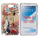 The Statue Of Liberty Case For Samsung Galaxy Note II N7100