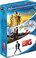 Fantasy 3-pack Nims Island The Princess Bride Big Blu-ray by 20th Century Fox