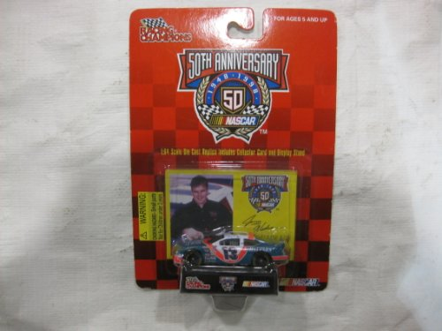 Racing Champions NASCAR 50th Anniversary #13 Jerry Nadeau First Plus Loans Ford Racing Team
