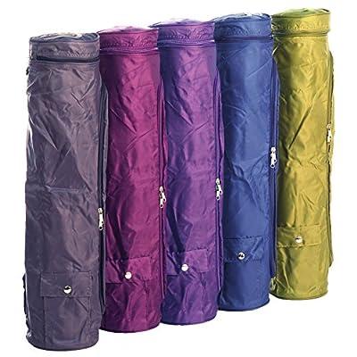 Yogatasche ASANA BAG 80, mit Außentasche, spritzwasserfest, Yogamattentasche für Matten mit 80cm Breite