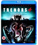 Tremors 4: The Legend Begins [Blu-ray] (Region Free)