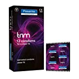Pasante Trim Condoms 12 Pack
