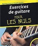 echange, troc Mark Phillips, Jon Chappell, Antoine Polin - Exercices de guitare pour les Nuls (1Cédérom)