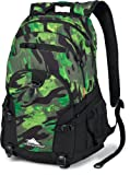 High Sierra Loop Backpack, Green