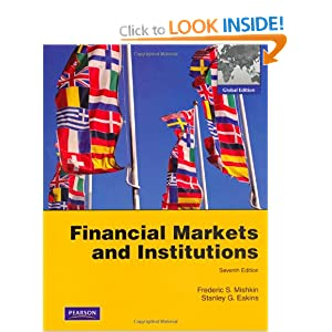 financial institutions and markets book pdf