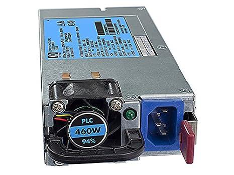 499250-001 - HP POWER SUPPLY 460W COMMON SLOT PLATINUM
