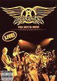 echange, troc  - Aerosmith : You Gotta Move (Inclus 1 CD audio)