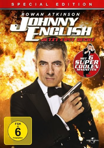 Johnny English - Jetzt erst recht (Special Edition)