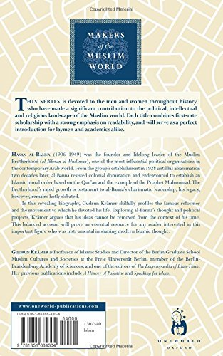 Hasan Al-Banna (Makers of the Muslim World)